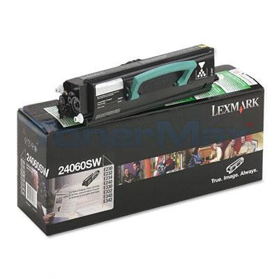 LEXMARK X850E TONER CARTRIDGE BLACK RP TAA